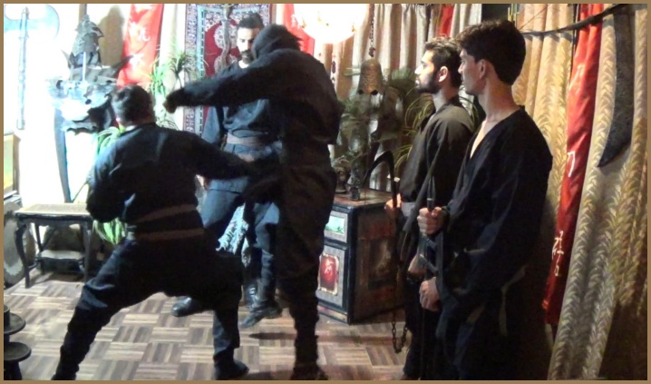 gyokku ninja clan offers ninja training for free